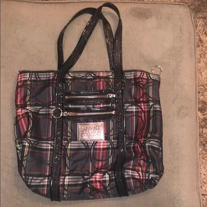 Coach tote/work bag